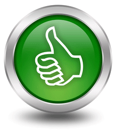 Thumbs Up - Approved by SaveTube for safe use
