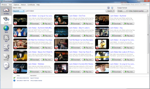 vdownloader download youtube videos free search built in function