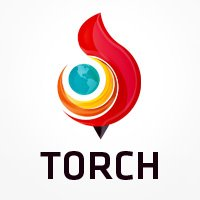 torch browser logo easy download youtube video and audio built in plugins