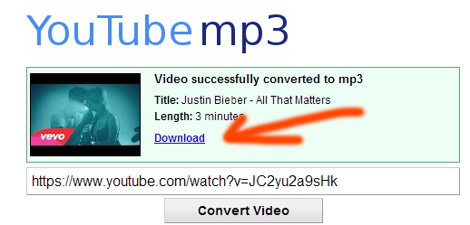 youtube-mp3.org save online video as mp3 audio-screenshot 2 actual mp3 download