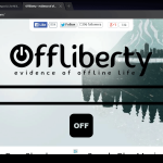 download youtube android free offliberty no app - step 4 navigate to offliberty.com index page