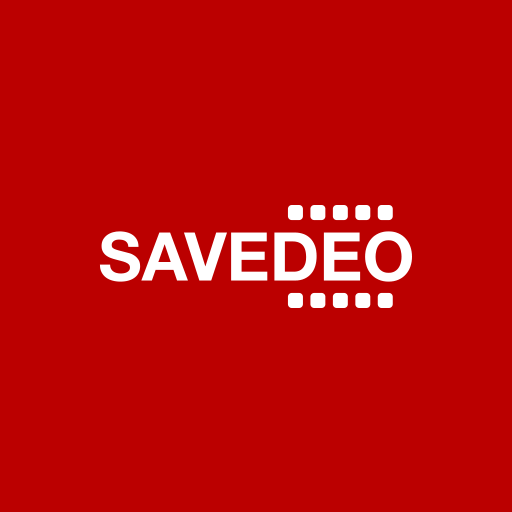 savedeo download online video audio official logo
