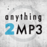 anything2mp3.com anything 2 mp3 logo