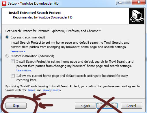 youtube downloader hd download youtube videos high definition avoid intrusted search skip spyware