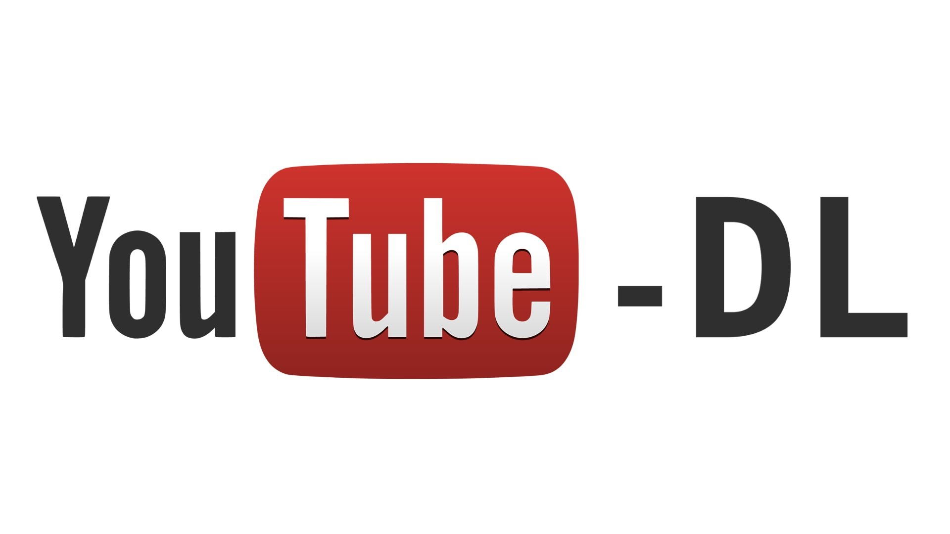 Youtube-DL free command line software to easily Download videos
