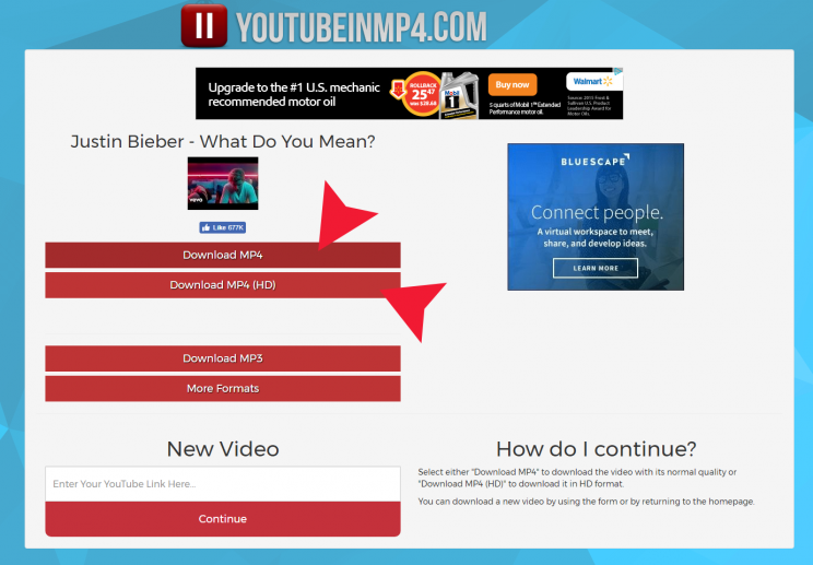 youtubeinmp4.com download hd video