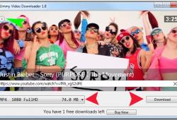 ummy video downloader step 1 download youtube video hd 1080p