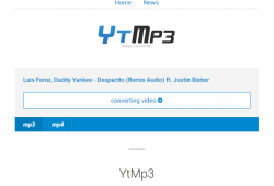 ytmp3.cc review and tutorial youtube to mp3 step 2 converting to mp3