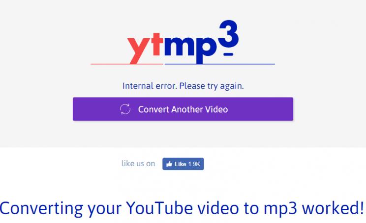 ytmp3 com Youtube Mp3 Convert Review Step By Step Tutorial
