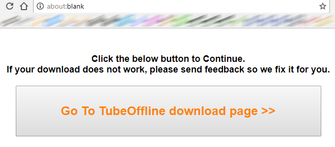 TubeOffline.com review tutorial bad user experience Bookmarklet fail