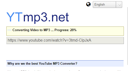 ytmp3 net - revolutionary clientside youtube to mp3
