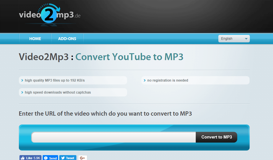 YouTube to MP3 Free Converter