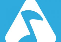 anymusic best music downloader logo icon