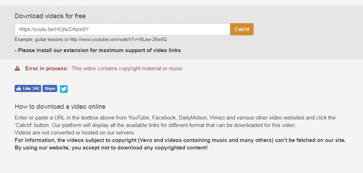 catchvideo.net-review-and-tutorial-step-3-error-on-youtube-video-download