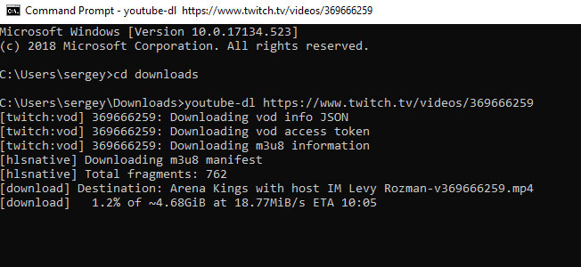How to download Twitch Videos/VOD, Livestreams and Clips - SaveTube org
