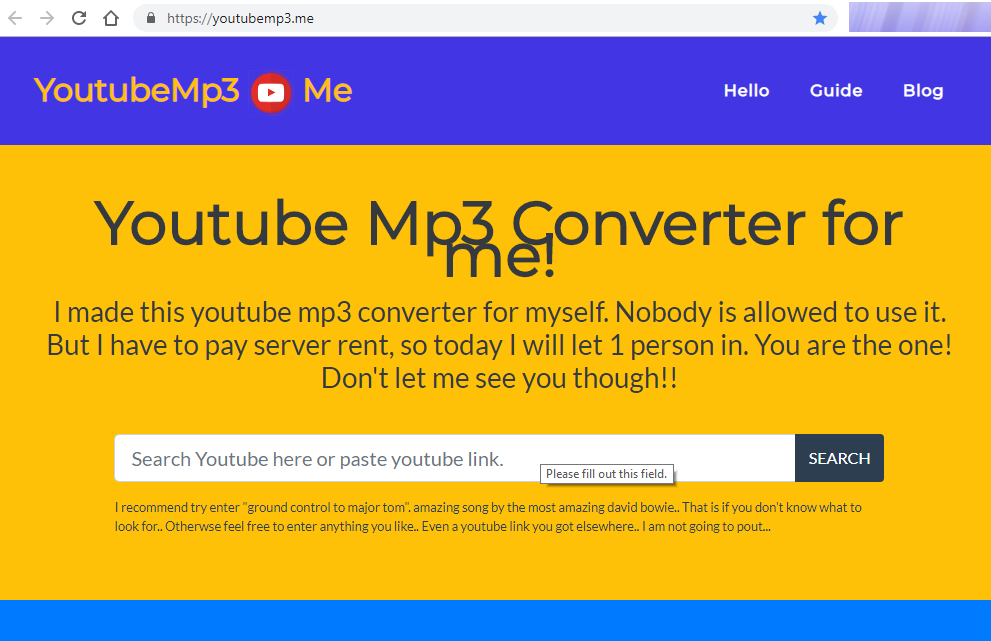 Youtubemp3 me is a great youtube to mp3 converter online, read review