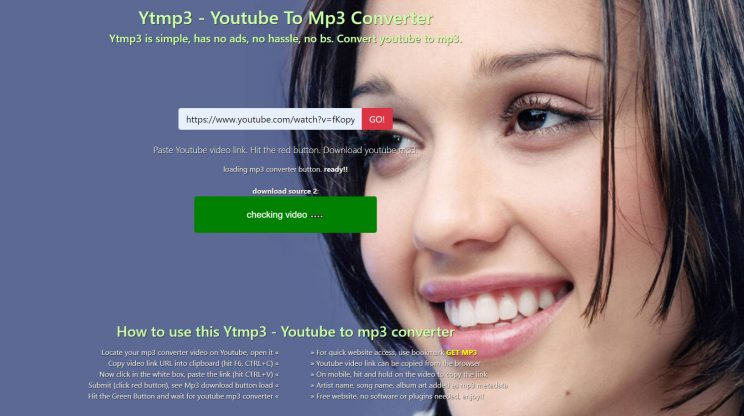 ytmp3 download youtube mp3