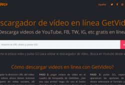 getvideo front page
